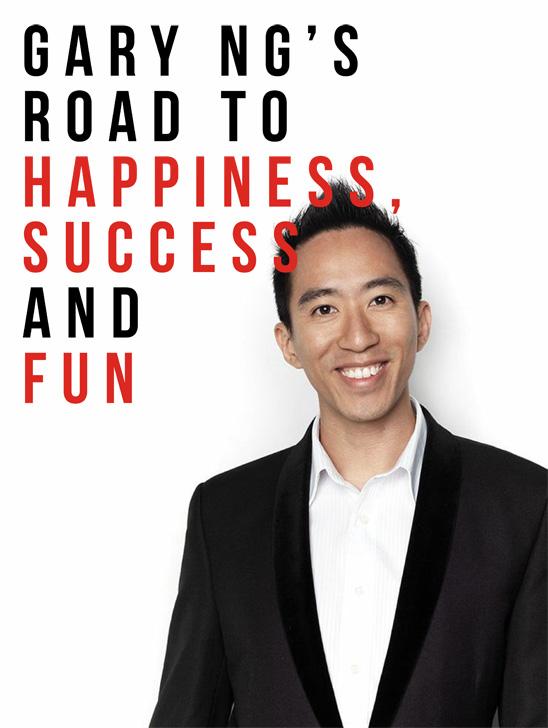 ASPIRE Magazine (August 2013) Gary Ng